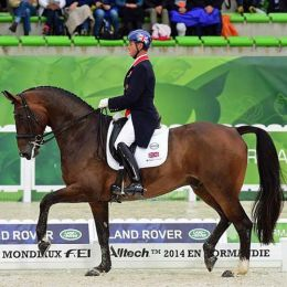 Carl Hester moves to 4 in world rankings